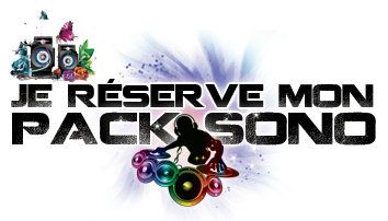 reservation pack sono